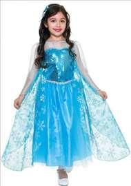 FROZEN kostim - Elsa haljina, model 2