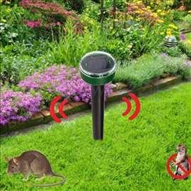solarni rasterivac krtica zmija veverica