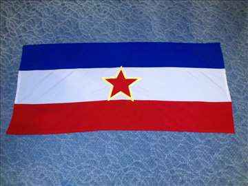 Zastava SFRJ - veća