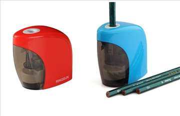 Automatski električni rezač za olovke i bojice