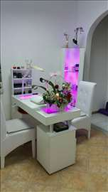 Manikir sto +set pink za mesec mart