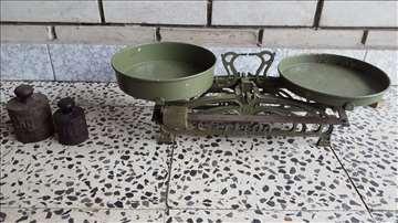 Stara kuhinjska vaga