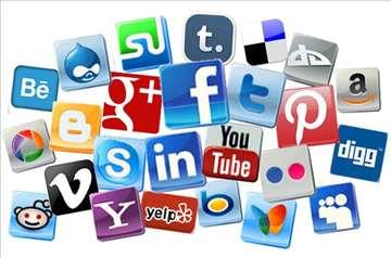Izrada i oglašavanje na društvenim mrežama