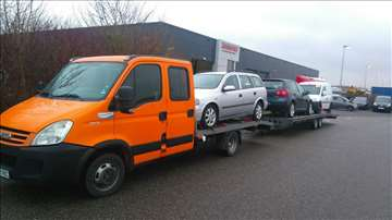 Prevoz vozila iz EU i CH za Srbiju