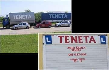 Auto škola Teneta