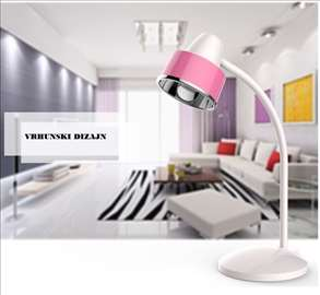 Vrhunska Stona USB SMD Lampa na TOUCH - ROZE