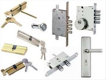 Servis PVC stolarije, sigurnosnih vrata