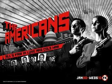 Serija The Americans - Amerikanci