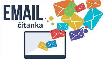 DVD izdanje: Email Čitanka 3.072.000 email adresa