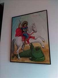 Ikona Sveti Đorđe