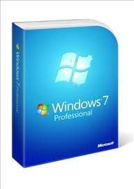 Instalacija Windows 7 Professional (32/64b)