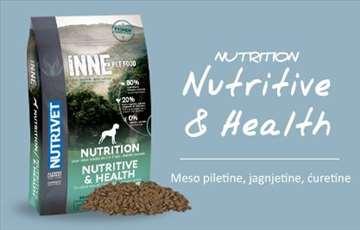 NUTRIVET Nutritive&Health - francuska hrana za pse