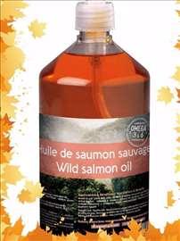 NUTRIVET Ulje divljeg lososa - suplement za pse