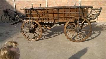 Stara šinska kola