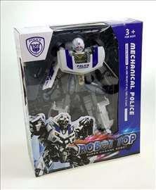 Transformers - Police robot auto