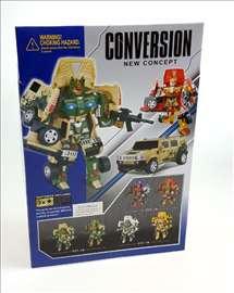 Transformers - ROBOT AUTO - NOVO