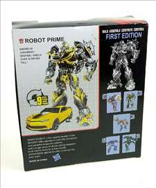 Transformers - robot auto