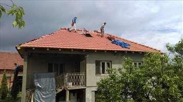 Zidanje kuća i poslovnih objekata