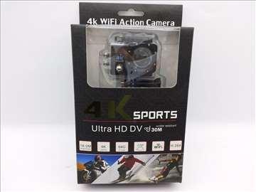 Akciona sportska kamera 4K ULTRA HD Go Pro
