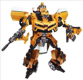 Veliki transformers Bumblebee sa efektima