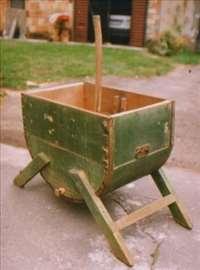 Antik mašina za veš