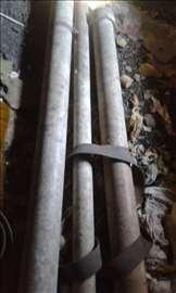 Azbestne cevi za dimnjak