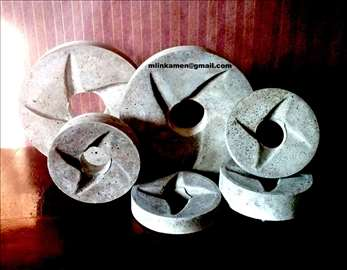 Kamen za mlevenje kafe, bibera, kukuruza, pšenice