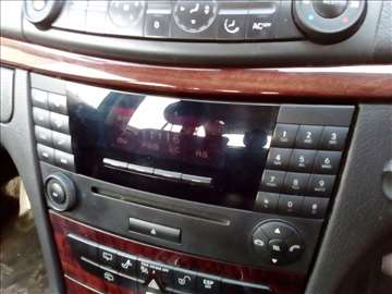 Mercedes cd radio