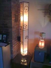Podna lampa Dragica 160cm