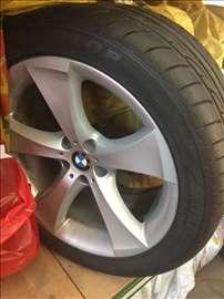 Set polovnih guma sa felnama za BMW x5-x6
