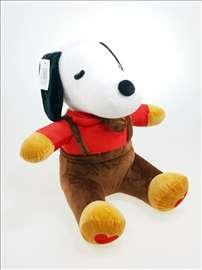 Velika plišana igračka Snoopy 40cm - novo
