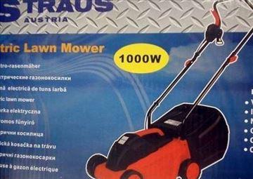 Električna kosilica Straus Austria 1000W, NOVO!