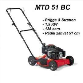 MTD 51BC motorna kosilica, odličnog kvaliteta!