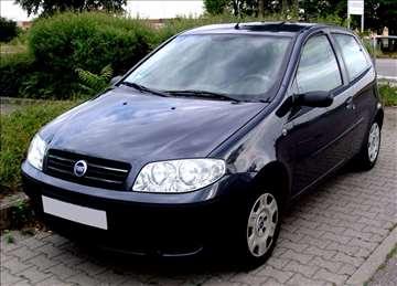 Šoferšabna za Fiat Punto