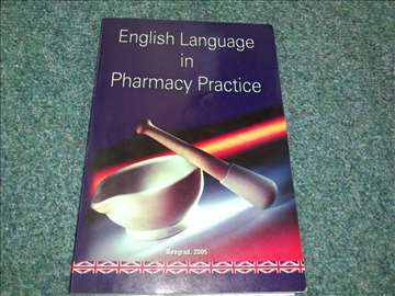 English Language in Pharmacy Practice - Leontina