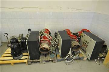 Gorionik na zemni plin Weishaupt - RGL 8/1D ZMD