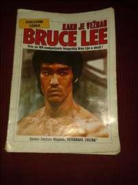 Kako je vezbao Bruce Lee