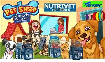 Najava promocije francuske hrane za pse NUTRIVET