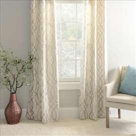 Uslužno šivenje zavesa, stolnjaka, posteljina