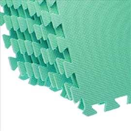 Velike podne zelene puzle 4kom -56x56cm