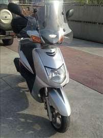 Yamaha xc125