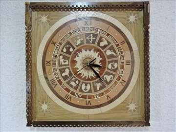 Zidni sat Zodiac