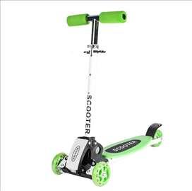 Aluminijumski trotinet Scooter-novo