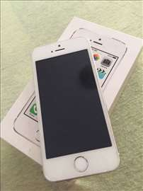 iPhone 5s 16gb silver simfree