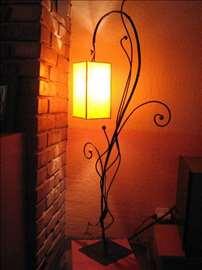 Podna lampa Stasa kocka 195cm