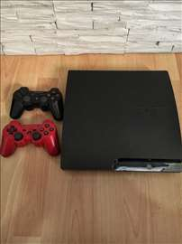 Sony 3 PS3 - Slim 160GB + 2 DualShock 3 + FIFA 17