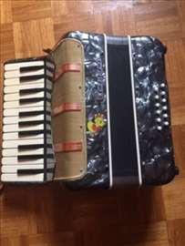 Prodaja dečije harmonike Parrot