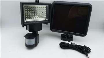Solarni Led reflektor 10W sa senzorom novo