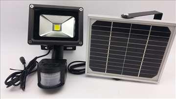 Solarni Led reflektor sa senzorom NOVO