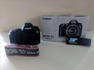 Canon EOS 5D Mark III 22.3MP DSLR Camera (Body)